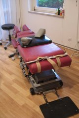 Chiropraxis-Juras Lloyd Galaxy Ultimate Behandlungsliege